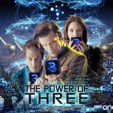 Doctor Who: un wallpaper dell'episodio The Power of Three
