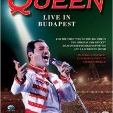 Hungarian Rhapsody: Queen Live In Budapest '86: la locandina del film