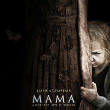 Mama: la locandina del film