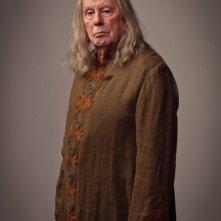 Richard Wilson in una immagine promozionale della quinta stagione di Merlin