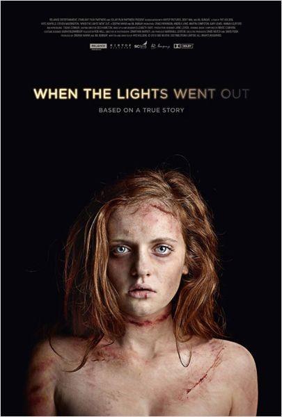 When The Lights Went Out La Locandina Del Film 251338