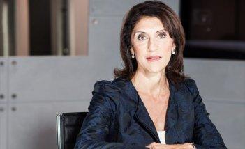 Patrizia Spinelli in una foto promozionale di The Apprentice Italia