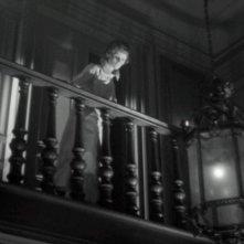 Occhi senza volto: Edith Scob in una sequenza del film