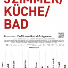 3 Zimmer/Küche/Bad: la locandina del film