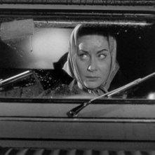 Alida Valli in una scena di Occhi senza volto (1960)