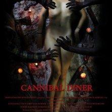 Cannibal Diner: la locandina del film