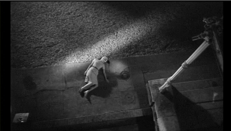 Juliette Mayniel In Una Scena Drammatica Del Film Occhi Senza Volto 1960 251535
