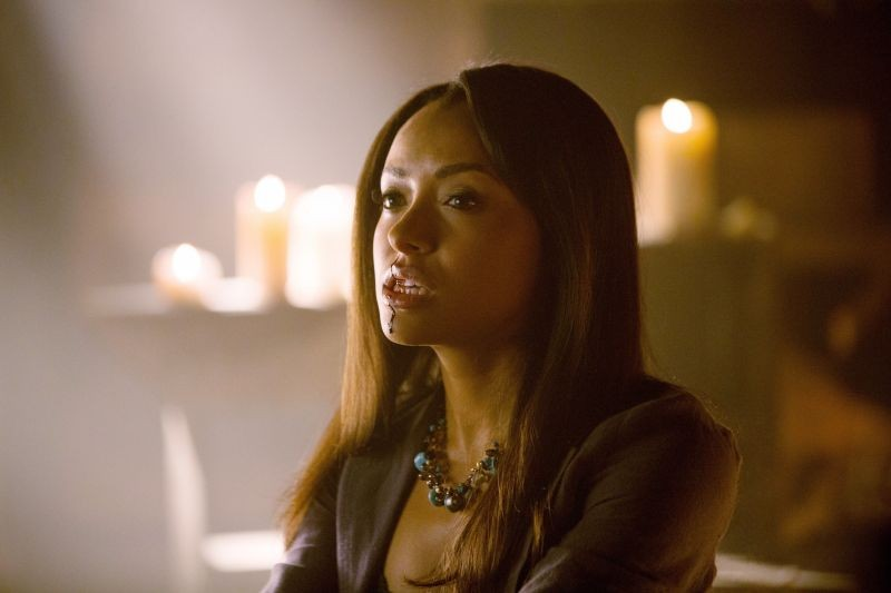 The Vampire Diaries Kat Graham In Un Momento Dell Episodio Growing Pains 251505