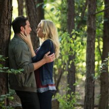 The Vampire Diaries: Michael Trevino e Candice Accola nell'episodio Growing Pains