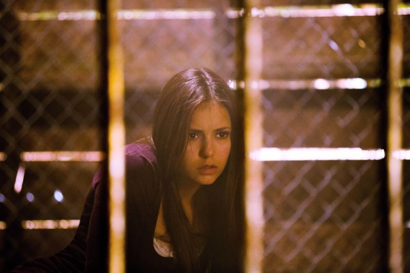 The Vampire Diaries Nina Dobrev Nell Episodio Growing Pains 251502