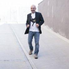 Una foto di Antonio Capitani, astrologo, giornalista e scrittore