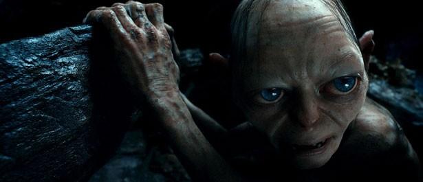Andy Serkis Nei Panni Di Gollum In Lo Hobbit Un Viaggio Inaspettato 251567