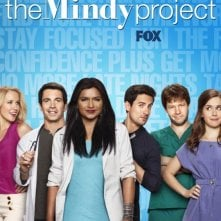 La locandina di The Mindy Project