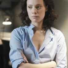 Last Resort: Camille De Pazzis in una scena della serie