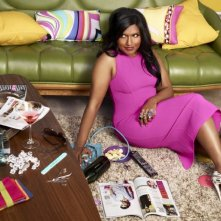 The Mindy Project: Mindy Kaling in una immagine della serie