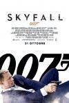 007 - Skyfall: il poster italiano del film