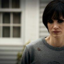 Mama: Jessica Chastain in una scena del film