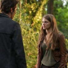Revolution: Tracy Spiridakos in una scena dell'episodio Chained Heat