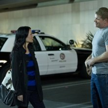 Southland: Lucy Liu e Michael Cudlitz nell'episodio Underwater