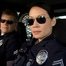 Southland: Michael Cudlitz e Lucy Liu nell'episodio Wednesday