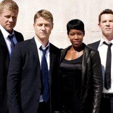 Southland: una foto promozionale del cast della Stagione 4
