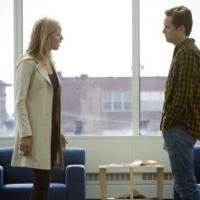 The Mob Doctor: Jordana Spiro e Jesse Lee Soffer nell'episodio Family Secrets