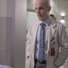 The Mob Doctor: Zeljko Ivanek nell'episodio Protect and Serve