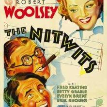 The Nitwits: la locandina del film