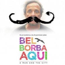Bel Borba Aqui: la locandina del film