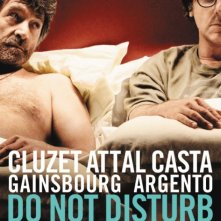 Do Not Disturb: la locandina del film