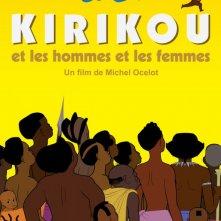 Kirikou les hommes et les femmes: la locandina del film