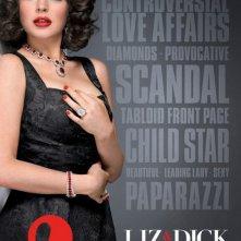 Liz and Dick: prima locandina del biopic dedicato alla vita di Elizabeth Taylor