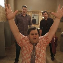 New Girl: Josh Braaten, Jake Johnson e Josh Gad nell'episodio Katie