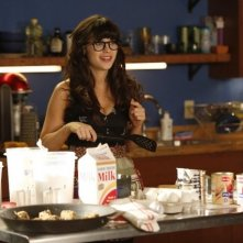 New Girl: Zooey Deschanel nell'episodio Katie