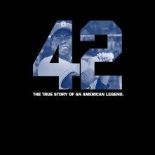 42: la locandina del film