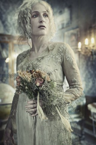 Gillian Anderson in Great Expectations
