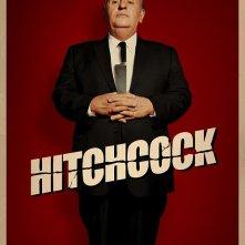 Hitchcock: la locandina del film
