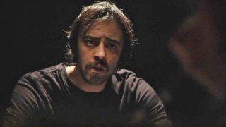 Dal film 'In Nomine Satan': Federico Palmieri in una scena