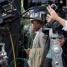 Forest Whitaker nella prima immagine dal set di The Butler