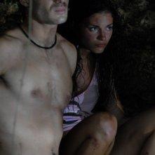 Giulio Berruti e Lavinia Guglielman in una scena di Deadly Kitesurf