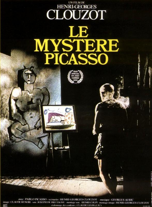 Il Mistero Picasso La Locandina Del Film 252284