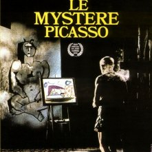 Il mistero Picasso: la locandina del film