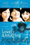 Lovely & Amazing: la locandina del film