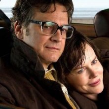 Colin Firth e Nicole Kidman in un'immagine di The Railway Man
