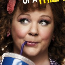 Identity Thief: il character poster di Melissa McCarthy
