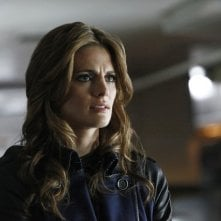 Castle: Stana Katic nell'episodio After the Storm, premiere della stagione 5