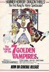 La leggenda dei sette vampiri d'oro: la locandina del film