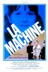 La machine: la locandina del film