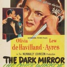 Locandina del film Lo specchio scuro