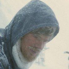 Reinhold Messner in una immagine del documentario a lui dedicato e diretto da Andreas Nickel